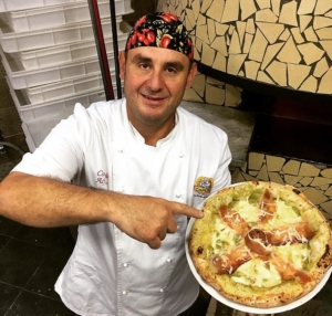 Corrado Alfano Masterclass pizza napoletana forno elettrico